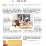 High Point 08 article page one 001